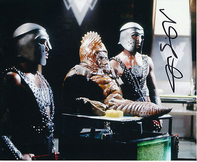 Nabil Shaban In Person Signed Photo - Doctor Who - AG410