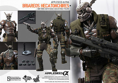1:6 Briareos Hecatonchires - Appleseed Alpha - Movie Master Series by Hot Toys