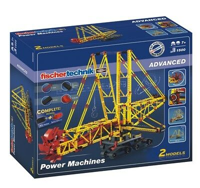 fischertechnik ADVANCED Power Machines