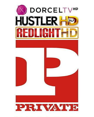 Card Abbonamento Elite Light 6 Mesi 4Ch Viaccess Dorcel Redlight Private Hustler