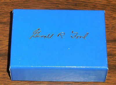 Rare Official Ford Presidential Tie Bar