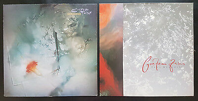 "The Cocteau Twins - Tiny Dynamine & Sunburst And Snowblind - 12"" Singles"