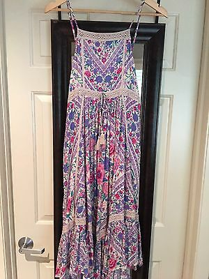 spell and the gypsy collective Babushka Strappy Lavender Size S BNWT
