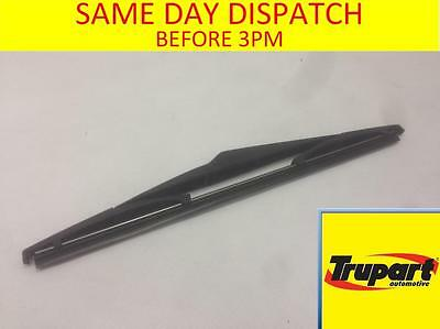 HYUNDAI iX35 MK1 10- REAR WINDSCREEN WIPER BLADE EXACT FIT GENUINE TRUPART