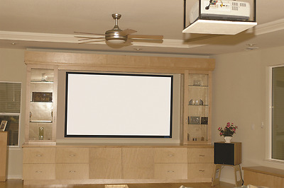 "Stewart Cima 00900-2135H 110"" 16:9 Front Projection Screen"