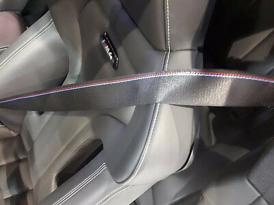 BMW E30 E36 E90 M3 M5 M4 F Series  GTS  Sicherheitsgurte Sport belts M POWER