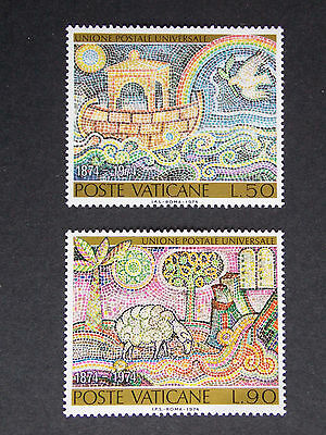 1974 UPU Centenary MNH Stamps from Vatican