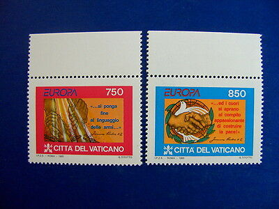 1995 Europa MNH Stamps from Vatican