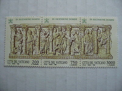1993 Christ to Heaven MNH Stamps from Vatican