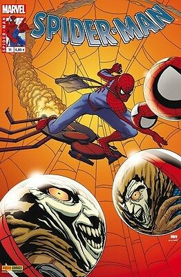 SPIDER-MAN N° 11 Marvel France 3ème Série Panini