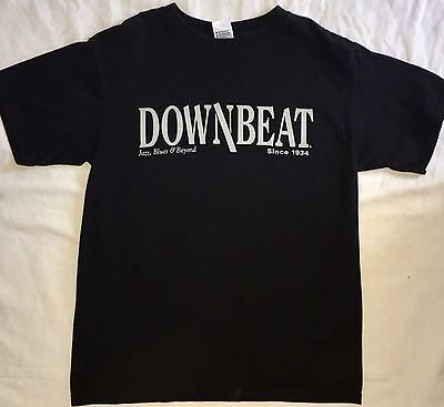 T-Shirt DOWNBEAT MAGAZINE Cannonball Adderley I Hate Crowds But... Medium