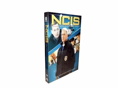 NCIS Season 14 (6-DVD set)US Seller 2017 NEW