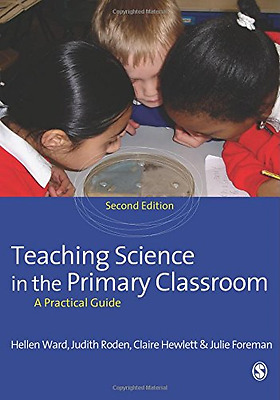 Teaching Science in the Primary Classroom, Good Condition Book, Foreman, Julie,