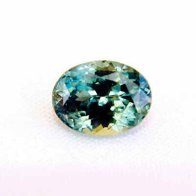 Natural Blue Green Sapphire Oval Cut 8mm - Loose Sapphire Gemstone