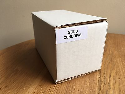 Hermida Audio  ZENDRIVE 2  * Gold * Overdrive Pedal NEW