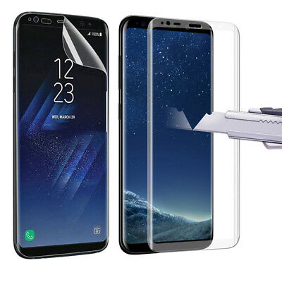 Full Cover Tempered Glass Screen Protector For Galaxy Note 9 8 S7 S8 S9+Plus