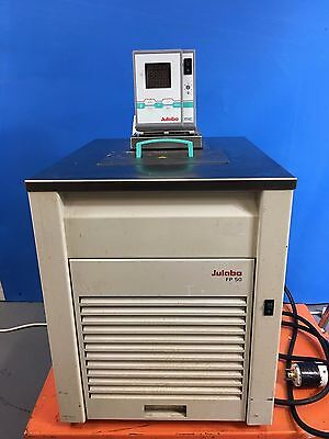 Julabo FP 50 Refrigerated / Heating Circulator Chiller w/ ME Controller 230 V