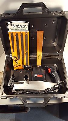 "Vintage New Old Stock CRAFTSMAN 315.17067 VS RECIPRO SAW 3.9 AMP 1-1/4"" & Blades"