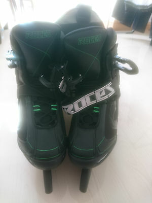 Races Ice Skates Size 9 UK + SFR Ice Skates bag