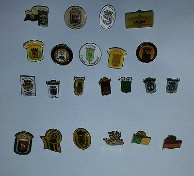 Puerto Rico & Town Pin Collection (22)