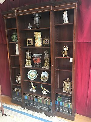 Outstanding Antique Bookcase