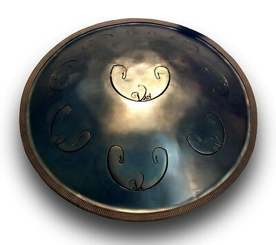Handpan drum - G minor Pentatonica - Free shipping by Air mail
