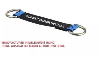 300mm Car Trailer Axle Strap, Tow Truck, Car Carrying, Centre Strap, Tilt Tray