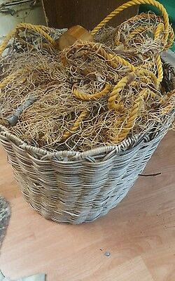 Vintage Fishing net