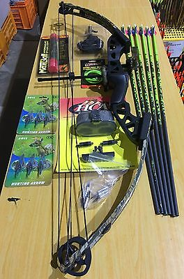 "High Country Archery Compound Bow 70# 28"" lH Kit (#3473)"