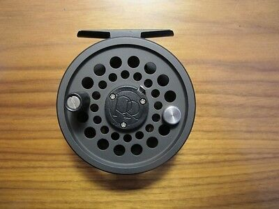 Ross Reels, Gunnison G2, Pre-94, Fly-Fishing Reel, Matte Black, Mint Condition