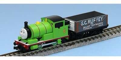 Tomix 93811 Thomas Tank Engine & Friends Percy 2 Cars Set (N scale) Japan