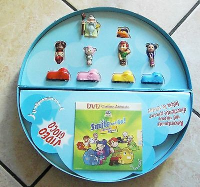 Kinder Ferrero Diorama Smile And Go Gadget