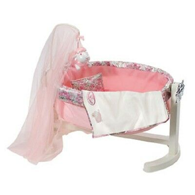 Baby Annabell Cradle with Night light