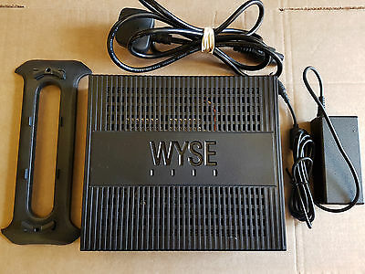 10 x WYSE Z90D7 THIN CLIENT + STAND + PSU ( 4GBF / 2GBR / WES 7 ) RE-FURB