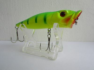9cm surface popper lure rattling, bass pollack mackerel.  FREE P+P,