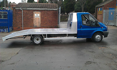 Pure Alloy Beavertail / Recovery Truck / Transporter Body