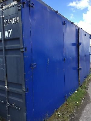 20ft Side Opening Steel Container