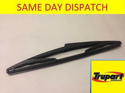 Peugeot 207 Estate 06-13 Rear Windscreen Wiper Blade Genuine Trupart