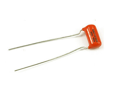 SPRAGUE® ORANGE DROP TONE CAPACITOR .022 uF
