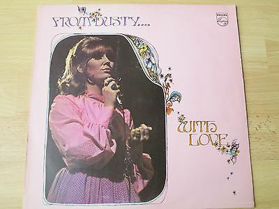 DUSTY SPRINGFIELD From Dusty with love Pop Soul PHILIPS UK LP