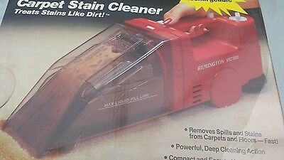 Portable Spot Clean Carpet Cleaner Removes Pet Accidents Odours Spills Stains