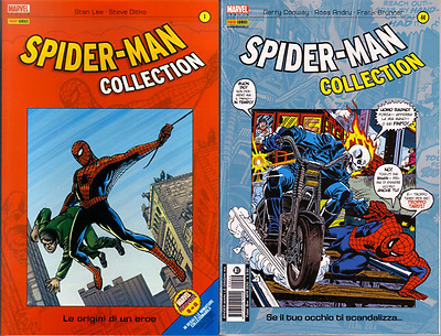Spider-Man Collection 1-44 Completa - Panini Marvel