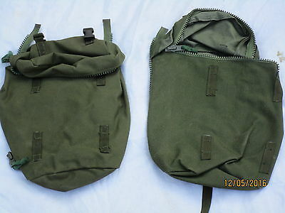 Webbing 90 Side Pouches,olive,PLCE Daypack,Side pockets