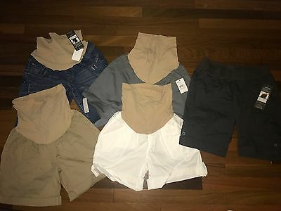 NWT SMALL OH BABY MOTHERHOOD Lot of 5 Shorts