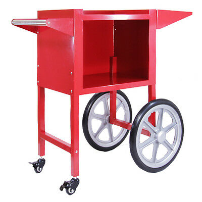 Pop Corn Machine Cart Carrier Stand Table Top Popcorn Events Transporter A2641*