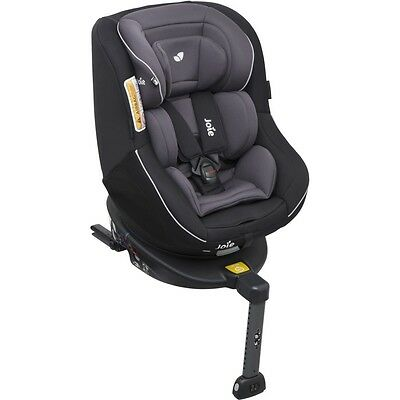 Joie Spin 360 Isofix Car Seat Two Tone Black Group 0/1 Birth to 18KG BNIB