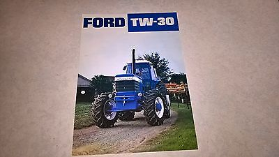 ford tw30 brochure