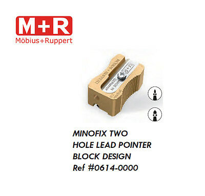 Mobius and Ruppert (M+R) 0614 For Brass Lead Pointer 2mm and 3.2mm block design
