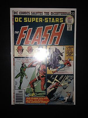 DC Super-Stars #5 (1976) VG/FN  feat. The Flash