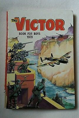 The Victor book for boys 1970